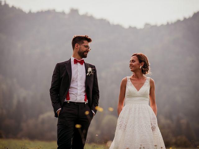 Il matrimonio di Pietro e Federica a Villa di Serio, Bergamo 67