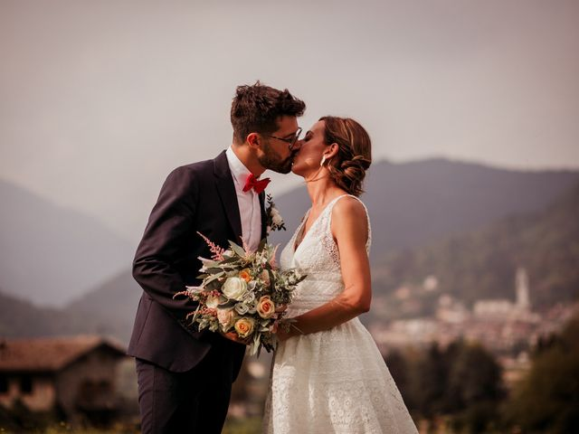 Il matrimonio di Pietro e Federica a Villa di Serio, Bergamo 69