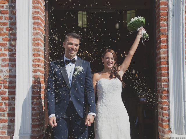 Il matrimonio di Claudio e Giorgia a San Damiano d'Asti, Asti 9