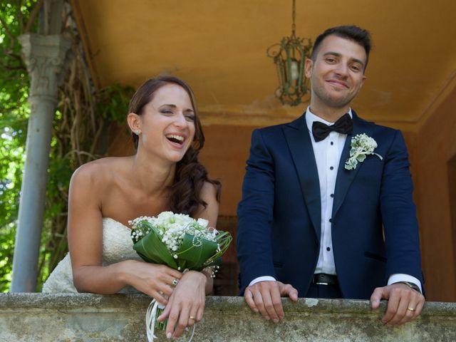 Il matrimonio di Claudio e Giorgia a San Damiano d'Asti, Asti 14