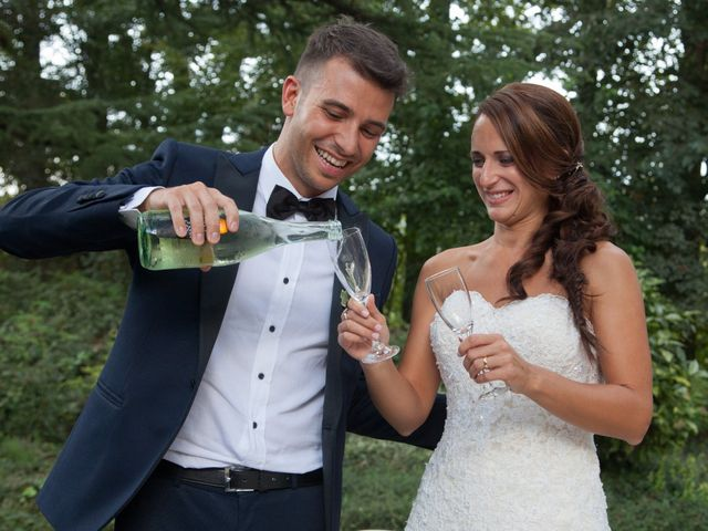 Il matrimonio di Claudio e Giorgia a San Damiano d'Asti, Asti 17