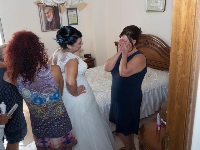 Il matrimonio di Emanuele e Tiziana a Acquarica del Capo, Lecce 6