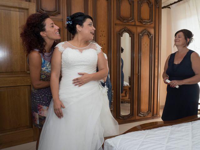 Il matrimonio di Emanuele e Tiziana a Acquarica del Capo, Lecce 7