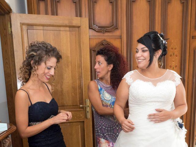 Il matrimonio di Emanuele e Tiziana a Acquarica del Capo, Lecce 9