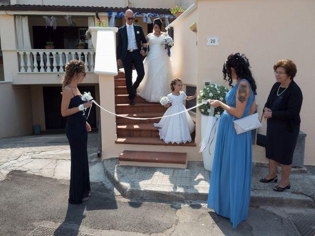 Il matrimonio di Emanuele e Tiziana a Acquarica del Capo, Lecce 17