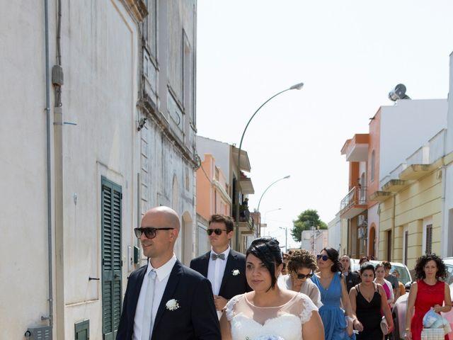 Il matrimonio di Emanuele e Tiziana a Acquarica del Capo, Lecce 18