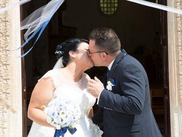 Il matrimonio di Emanuele e Tiziana a Acquarica del Capo, Lecce 23