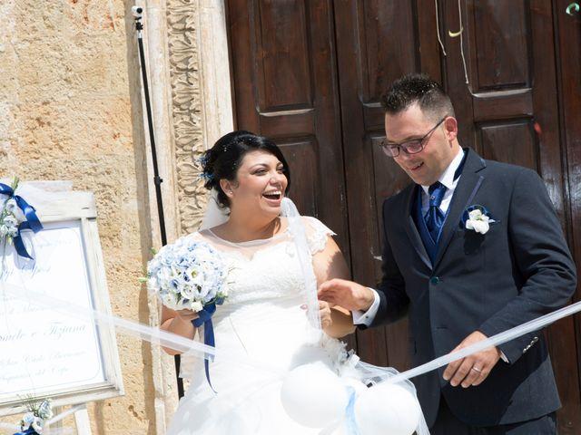Le nozze di Tiziana e Emanuele