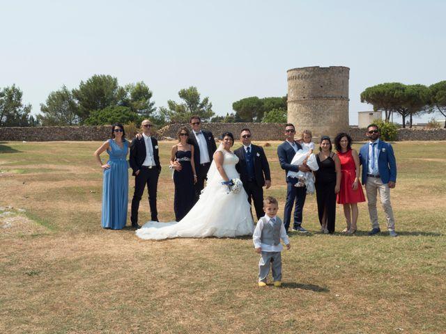 Il matrimonio di Emanuele e Tiziana a Acquarica del Capo, Lecce 27