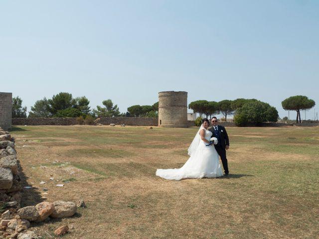 Il matrimonio di Emanuele e Tiziana a Acquarica del Capo, Lecce 28