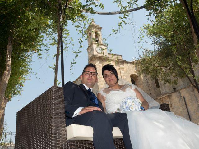 Il matrimonio di Emanuele e Tiziana a Acquarica del Capo, Lecce 29