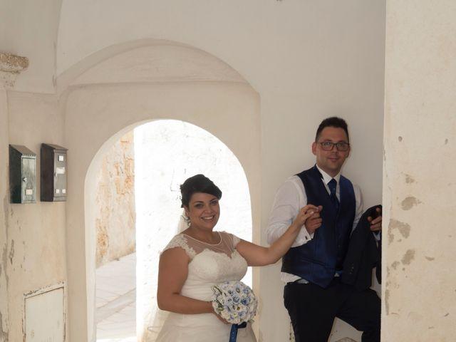 Il matrimonio di Emanuele e Tiziana a Acquarica del Capo, Lecce 33