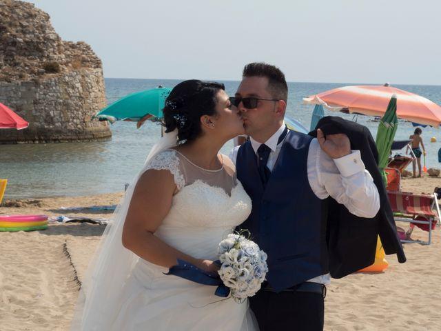 Il matrimonio di Emanuele e Tiziana a Acquarica del Capo, Lecce 34