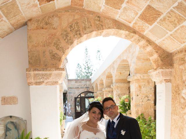 Il matrimonio di Emanuele e Tiziana a Acquarica del Capo, Lecce 38