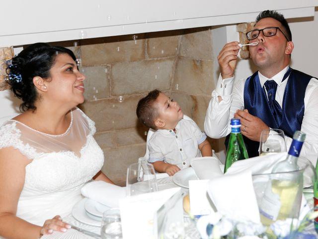 Il matrimonio di Emanuele e Tiziana a Acquarica del Capo, Lecce 39