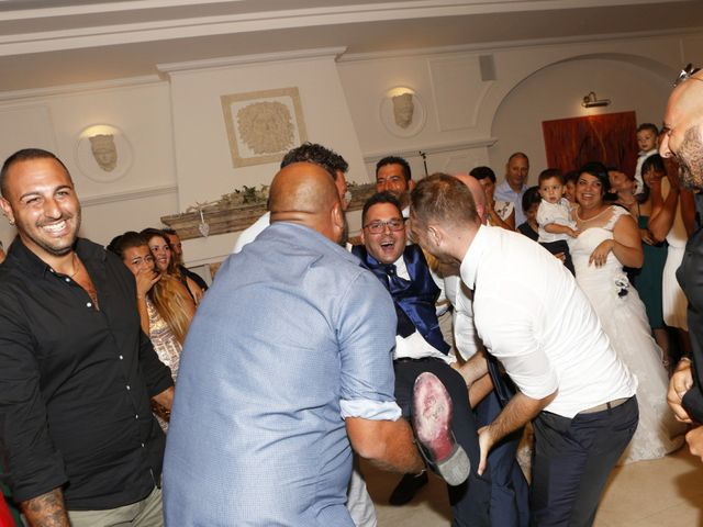 Il matrimonio di Emanuele e Tiziana a Acquarica del Capo, Lecce 43