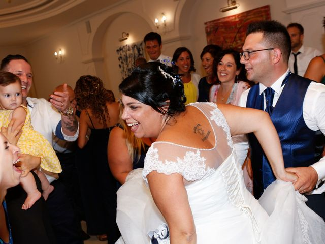 Il matrimonio di Emanuele e Tiziana a Acquarica del Capo, Lecce 47