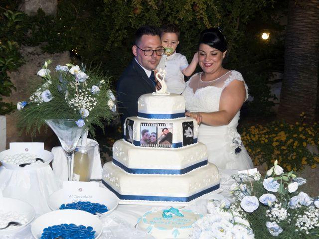 Il matrimonio di Emanuele e Tiziana a Acquarica del Capo, Lecce 48