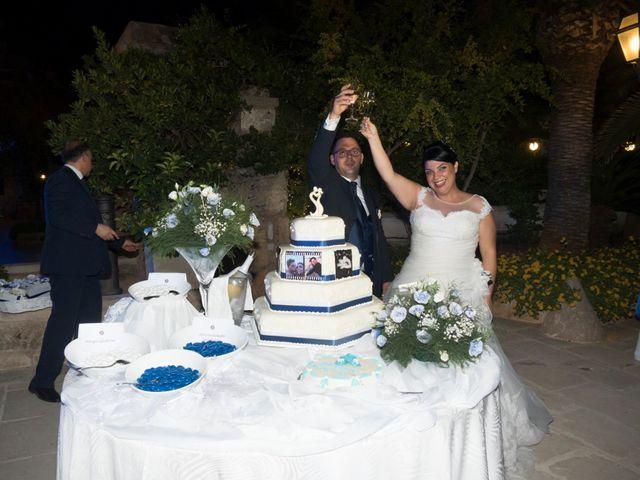 Il matrimonio di Emanuele e Tiziana a Acquarica del Capo, Lecce 49
