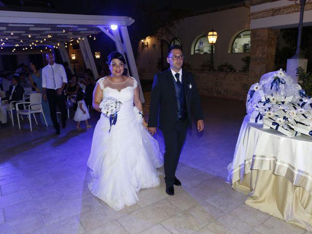 Il matrimonio di Emanuele e Tiziana a Acquarica del Capo, Lecce 50
