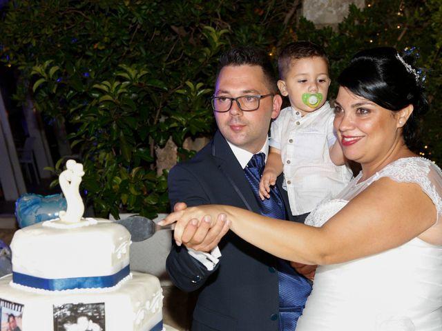 Il matrimonio di Emanuele e Tiziana a Acquarica del Capo, Lecce 51
