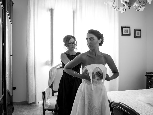Il matrimonio di Luca e Floriana a Lecce, Lecce 9