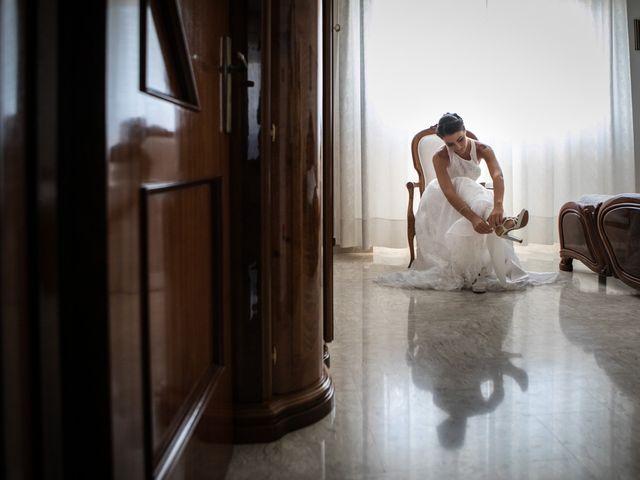 Il matrimonio di Luca e Floriana a Lecce, Lecce 10