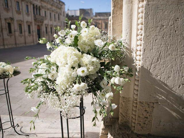 Il matrimonio di Luca e Floriana a Lecce, Lecce 16
