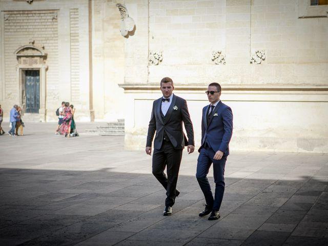 Il matrimonio di Luca e Floriana a Lecce, Lecce 17