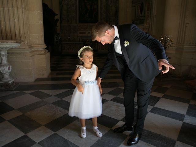 Il matrimonio di Luca e Floriana a Lecce, Lecce 18