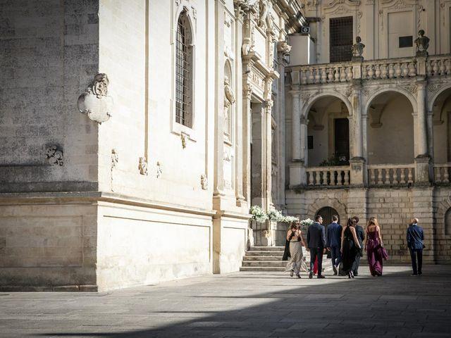 Il matrimonio di Luca e Floriana a Lecce, Lecce 19