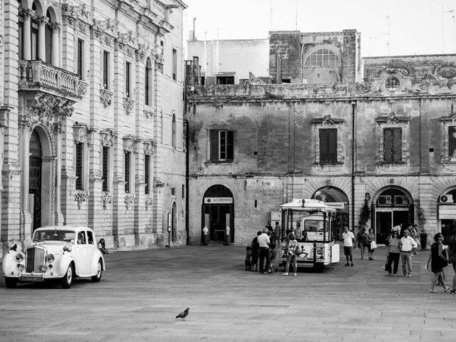 Il matrimonio di Luca e Floriana a Lecce, Lecce 23