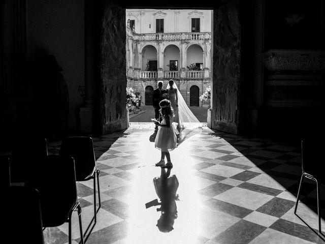 Il matrimonio di Luca e Floriana a Lecce, Lecce 24
