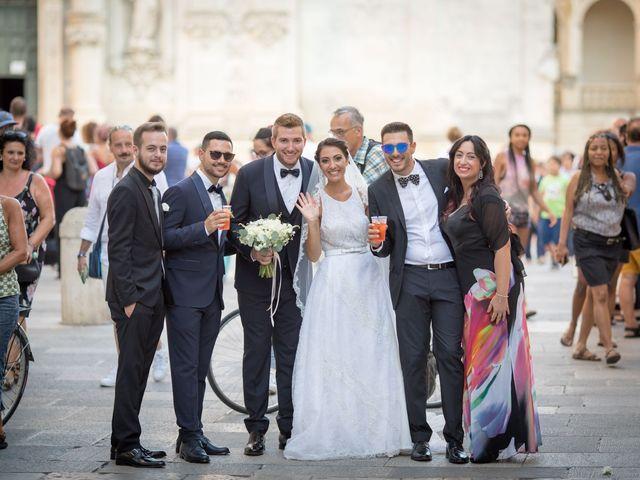 Il matrimonio di Luca e Floriana a Lecce, Lecce 31