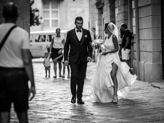 Il matrimonio di Luca e Floriana a Lecce, Lecce 32