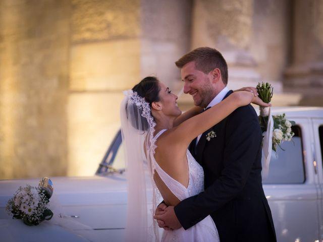 Il matrimonio di Luca e Floriana a Lecce, Lecce 34
