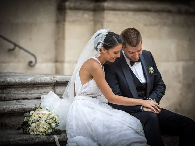 Il matrimonio di Luca e Floriana a Lecce, Lecce 1