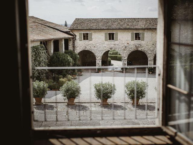 Il matrimonio di Mathias e Angela a Sant'Ambrogio di Valpolicella, Verona 2