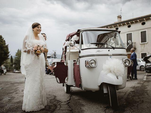 Il matrimonio di Mathias e Angela a Sant'Ambrogio di Valpolicella, Verona 29