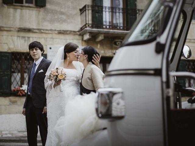 Il matrimonio di Mathias e Angela a Sant'Ambrogio di Valpolicella, Verona 30