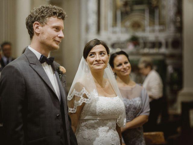 Il matrimonio di Mathias e Angela a Sant'Ambrogio di Valpolicella, Verona 35