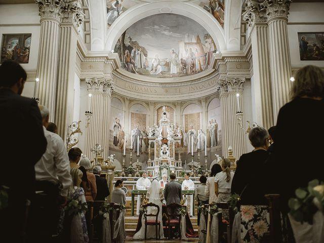 Il matrimonio di Mathias e Angela a Sant'Ambrogio di Valpolicella, Verona 36