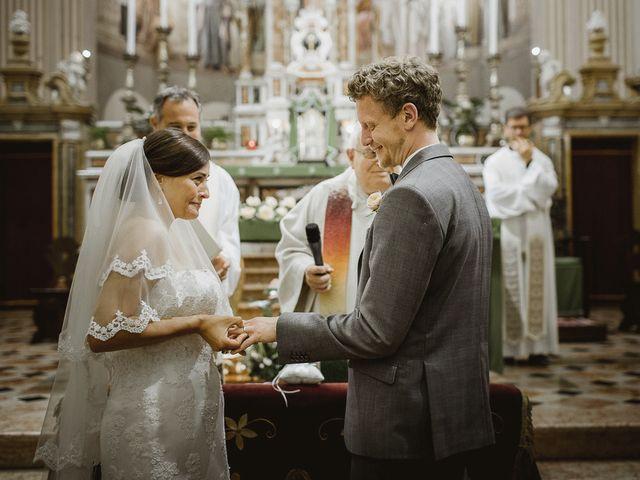 Il matrimonio di Mathias e Angela a Sant'Ambrogio di Valpolicella, Verona 40