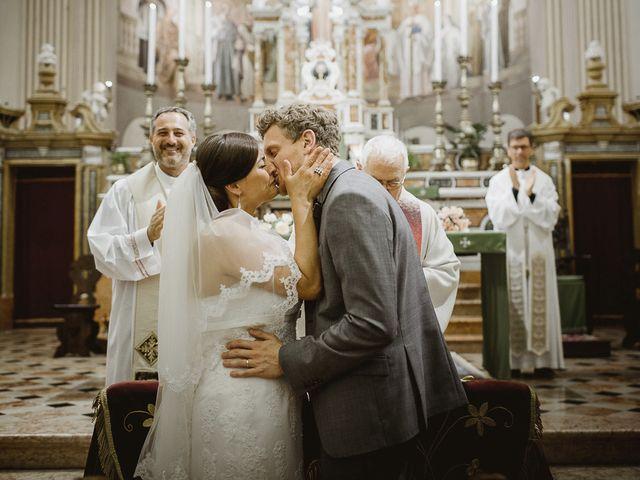 Il matrimonio di Mathias e Angela a Sant'Ambrogio di Valpolicella, Verona 41