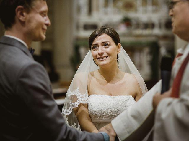 Il matrimonio di Mathias e Angela a Sant'Ambrogio di Valpolicella, Verona 43