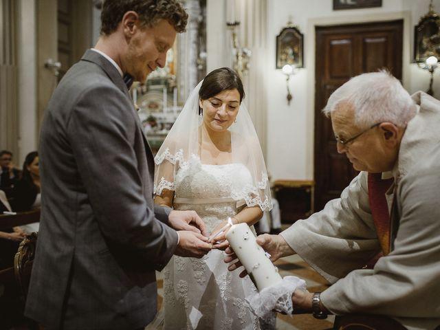 Il matrimonio di Mathias e Angela a Sant'Ambrogio di Valpolicella, Verona 44