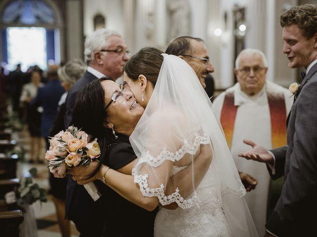 Il matrimonio di Mathias e Angela a Sant'Ambrogio di Valpolicella, Verona 45