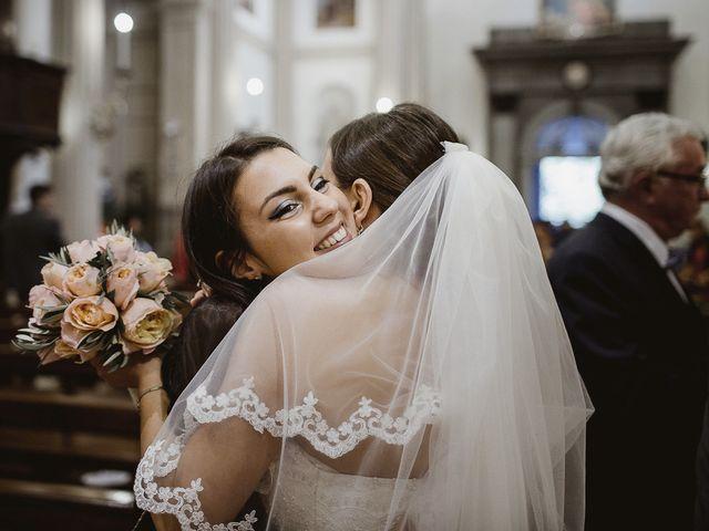 Il matrimonio di Mathias e Angela a Sant'Ambrogio di Valpolicella, Verona 46