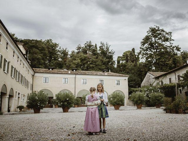Il matrimonio di Mathias e Angela a Sant'Ambrogio di Valpolicella, Verona 60
