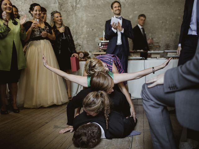 Il matrimonio di Mathias e Angela a Sant'Ambrogio di Valpolicella, Verona 62